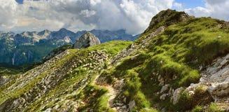 Alpes julianos Foto de Stock