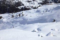 Alpes suíço Imagem de Stock Royalty Free