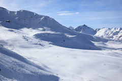 Alpes suisse Photo stock
