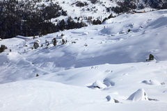 Alpes suisse Image libre de droits
