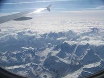 Alpes Suisse Images stock