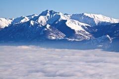 Alpes suisses Photos stock