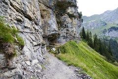 Alpes suisses, Kandersteg, Bernese Oberland, l'Europe Carpathien, Ukraine, l'Europe images stock
