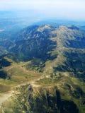 Alpes suisses switzerland Horizontal de montagne Beau fond photographie stock libre de droits