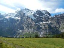 Alpes Suizos Fotografia Stock Libera da Diritti