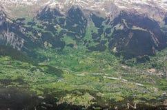 Alpes, Svizzera Immagine Stock Libera da Diritti