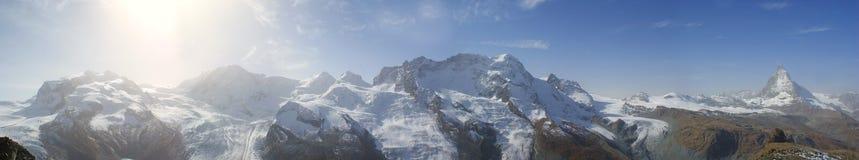 The Alpes, Switzerland Stock Image