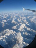 - alpes Szwajcarii fotografia royalty free