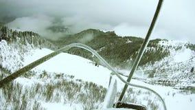 Alpes, vídeo de Francia