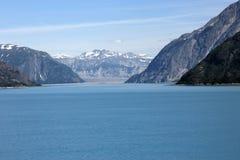 φιορδ της Αλάσκας θεαμ&alph Στοκ Εικόνα