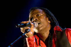 Alpha BLONDY   2008 Stock Image