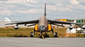 Alpha Jet royalty-vrije stock afbeeldingen