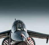 Alpha Jet Royalty Free Stock Photo