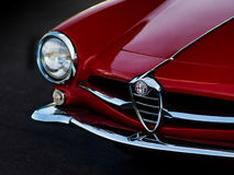 Alpha Romeo Giulietta sportscar Photo stock