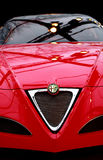 Alpha Romeo La Vola Concept car Stock Images