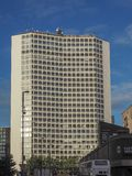 Alpha Tower à Birmingham image stock