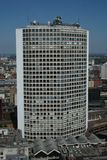 Alpha Tower, Birmingham Royalty Free Stock Photos