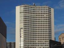 Alpha Tower in Birmingham Royalty Free Stock Photo