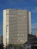 Alpha Tower in Birmingham Stock Image