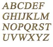 Alphabet Lizenzfreie Stockfotos