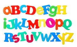 Alphabet Image stock