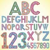 Alphabet Photos stock