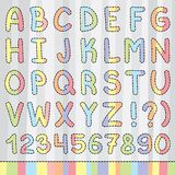 Alphabet Stock Photography