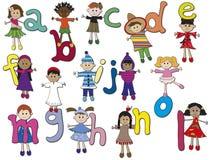 Alphabet Image libre de droits