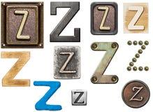 Alphabet lizenzfreie stockbilder