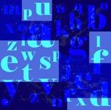 Alphabet Images libres de droits