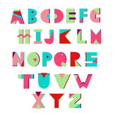 Alphabet Stockbilder