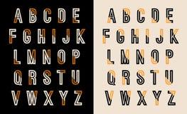 Alphabet Photo stock