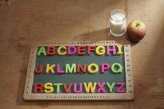 Alphabet Royalty Free Stock Photos