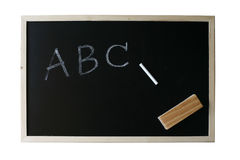 Alphabet a b c Royalty Free Stock Images
