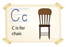 Alphabet C Royalty Free Stock Photography