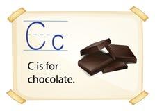 Alphabet C Stock Images