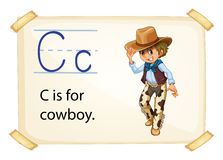 Alphabet C Stock Images
