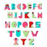 Alphabet. stock images