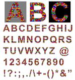 Alphabet. Royalty Free Stock Image
