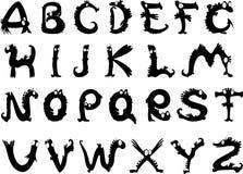 Alphabet Royalty Free Stock Photo