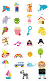 Alphabet for Kids Stock Images