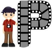 Alphabet Kids Stock Photography
