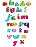 Alphabet for kids Stock Photo
