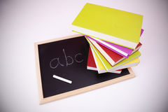 Alphabet learning Royalty Free Stock Images