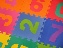Alphabet puzzle Royalty Free Stock Photo