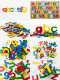 Alphabet Set Stock Photos