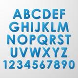 Alphabet Set Royalty Free Stock Photography