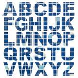 Alphabet a to z Royalty Free Stock Photo