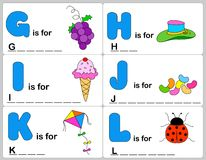 Free Alphabet Word Stock Photography - 24253132