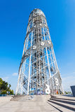 Alphabetic Tower, Batumi Royalty Free Stock Photo